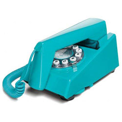 Totally Funky: Turquoise TrimPhone